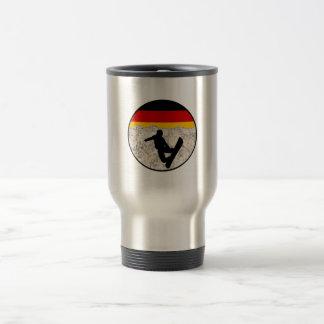 German Boarders Travel Mug
