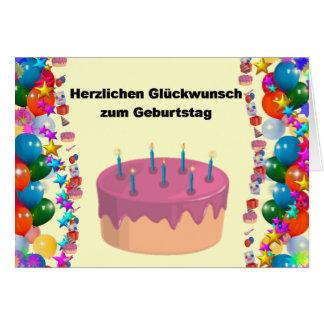 German Card