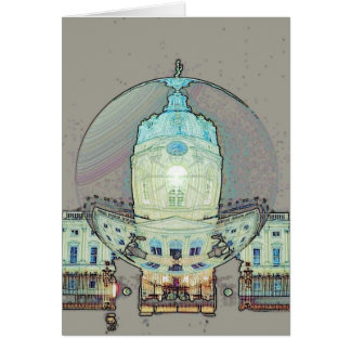 German Castle Card