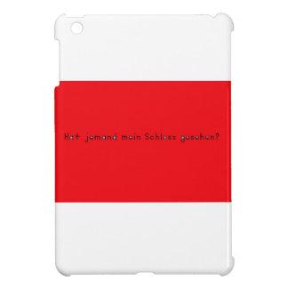 German -Castle Case For The iPad Mini
