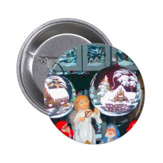 German Christmas, Heidleberg Christmas market, Buttons