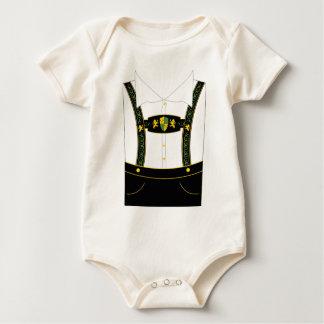 German clothes baby bodysuit