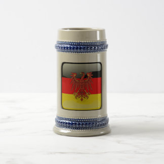 German Coat of arms Beer Stein