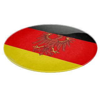 German Coat of arms Cutting Board