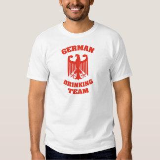 German Drinking Team Shirts