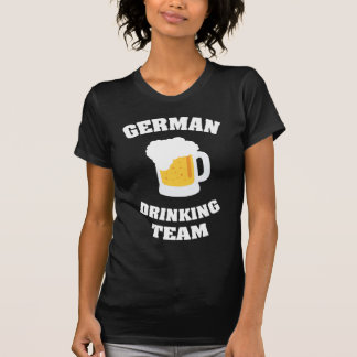 German Drinking Team Tee Shirt