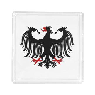 German Eagle Acrylic Tray