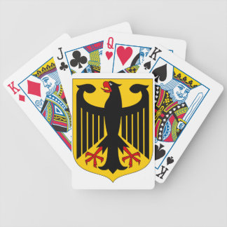 German Eagle Bicycle Playing Cards