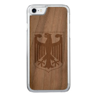 German Eagle Carved iPhone 8/7 Case