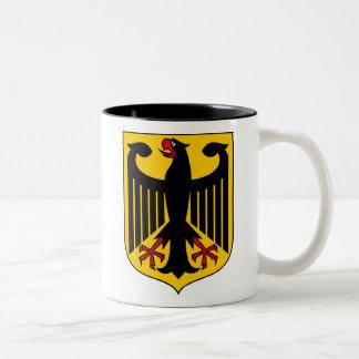 German Eagle Two-Tone Mug