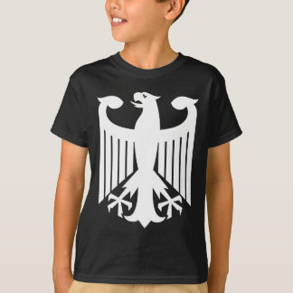 German Eagle White T-Shirt