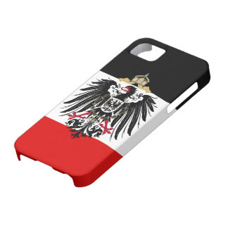 German Empire iPhone 5 Case