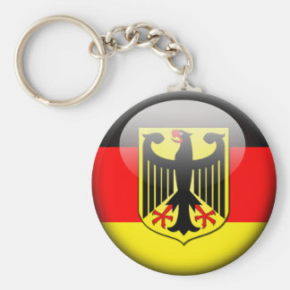 German Flag 2.0 Key Ring