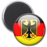 German Flag 2.0 Magnets