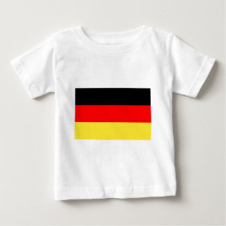 German Flag Baby T-Shirt