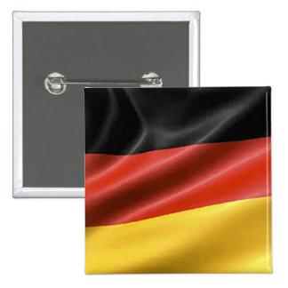 German Flag Buttons