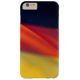German Flag Barely There iPhone 6 Plus Case