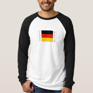 German Flag Berlin T-Shirt