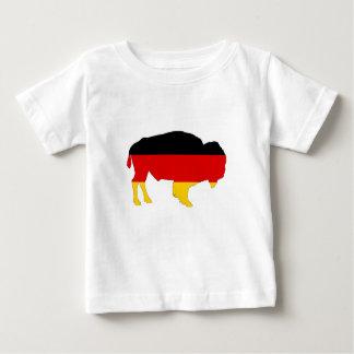 German Flag - Bison Baby T-Shirt