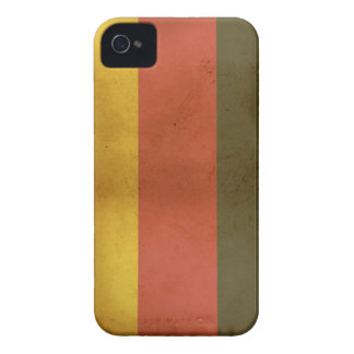 German Flag BlackBerry Bold Case Case-Mate iPhone 4 Case