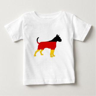 German Flag - Boxer Baby T-Shirt