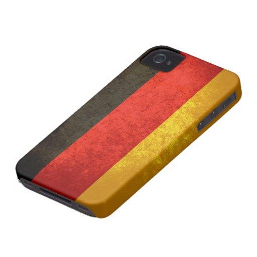 German Flag Blackberry Case