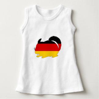 German Flag - Chinchilla Dress