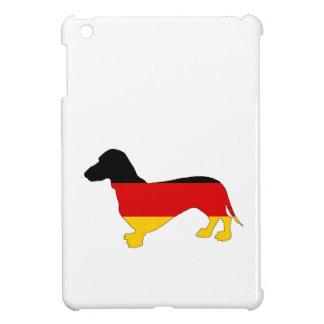German Flag - Dachshund Cover For The iPad Mini