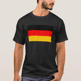 German Flag Deutsche Flagge T-Shirt