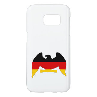 German Flag Eagle