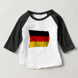 German Flag Flag German Symbol Europe European Baby T-Shirt