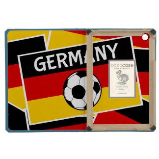 German Flag Football iPad Mini Case