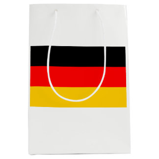 German Flag Gift Bag