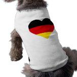 German Flag Heart