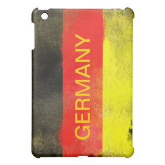 German flag iPad mini cover