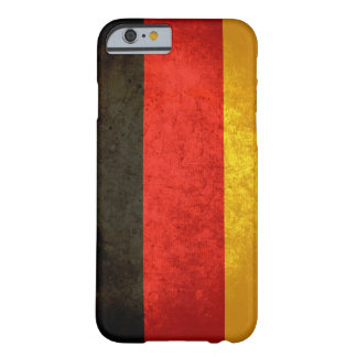 German Flag iPhone 6 case