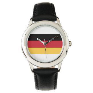 German Flag Kids Watch