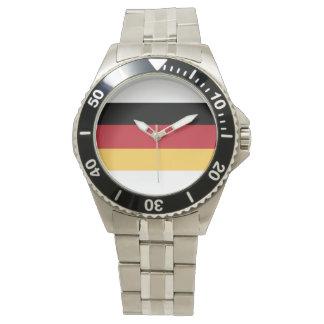 German Flag Mens Watch