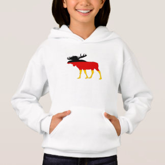 German Flag - Moose