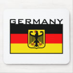 German Flag Mouse Pads