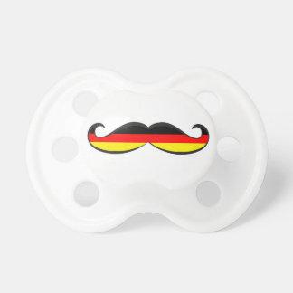 German Flag Mustache Dummy