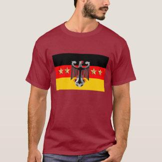 German flag of Germany Soccer Fussball 2014 T-Shirt