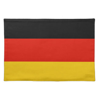 German flag placemat | Germany colors
