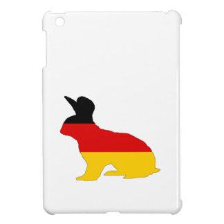German Flag - Rabbit iPad Mini Case