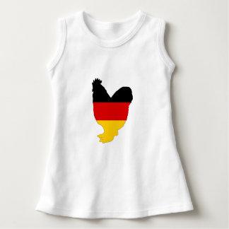 German Flag - Rooster Dress