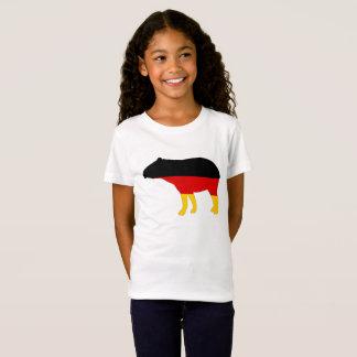 German Flag - Tapir T-Shirt