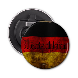 German flag - Vintage… Bottle Opener