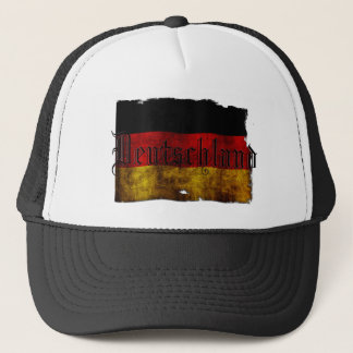 German flag - Vintage… Trucker Hat