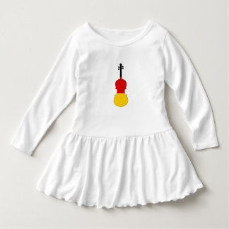 German Flag - Viola Dress