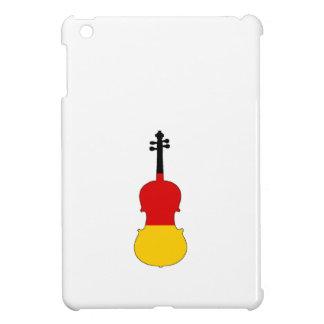 German Flag - Viola iPad Mini Case